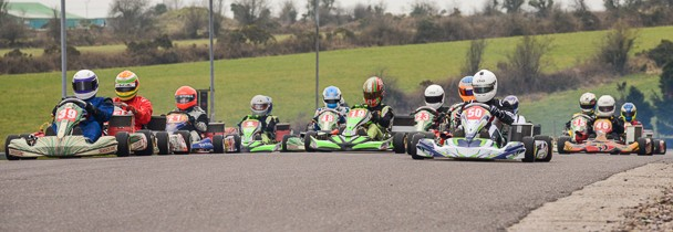 IKC C Plate Kart Meeting, Whiteriver
