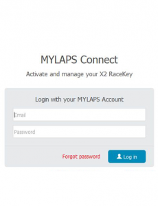 MyLaps Connect
