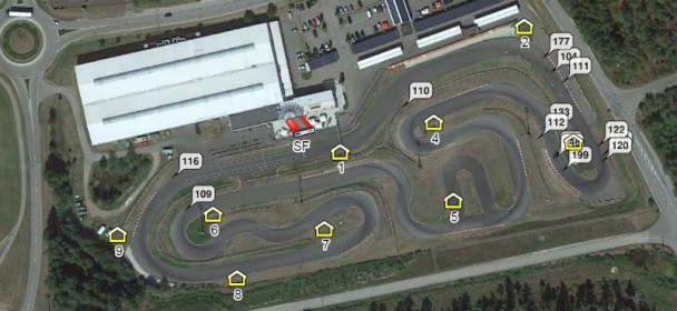 MYLAPS and ADAC Rotax Max Challenge improve safety with GPS tracking
